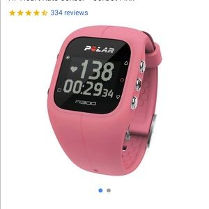 Polar Accessories - Polar A300 Fitness Watch and Activity Tracker